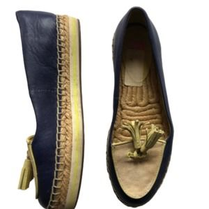 Coach Tassel loafer shoes